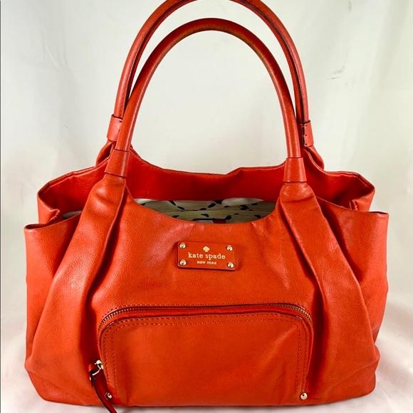 Kate Spade Kent Stevie Alessandra Shoulder Bag